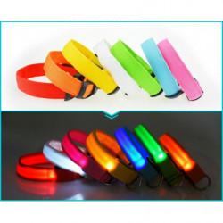 LED Nylon Dog Collar and...