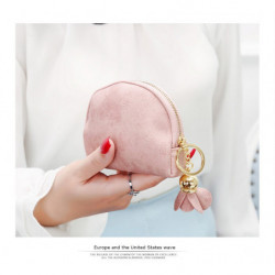Lady Wallet Small Pure Style Student Coin bag