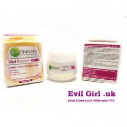 Garnier Vital Restore SPF15 Complete Revitalising Cream