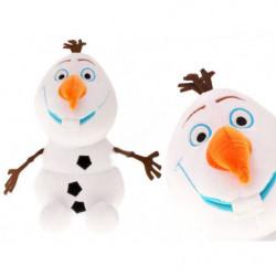Olaf snowman mascot fairytale Frozen