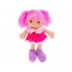 Adorable soft cuddly rag doll