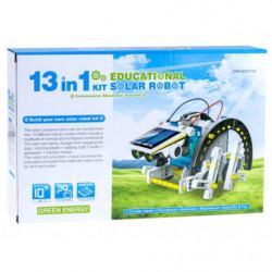 Solar robot 13 in1 educational set