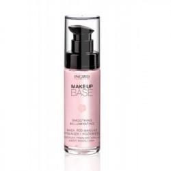 Make-up base smoothing and brightening